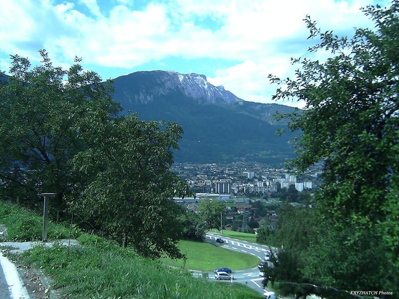 THONON - Premiers contreforts alpins