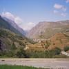 Montée vers le Col du LAUTARET (D 1091)