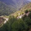 Montée vers le Col du TURINI