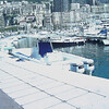 Petite embarcation dans le port