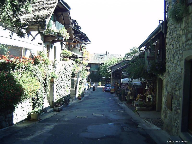 Rue d'YVOIRE
