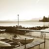 Port d'YVOIRE sur le Lac LEMAN