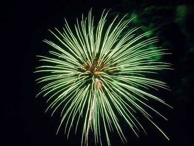 2005 - Fireworks