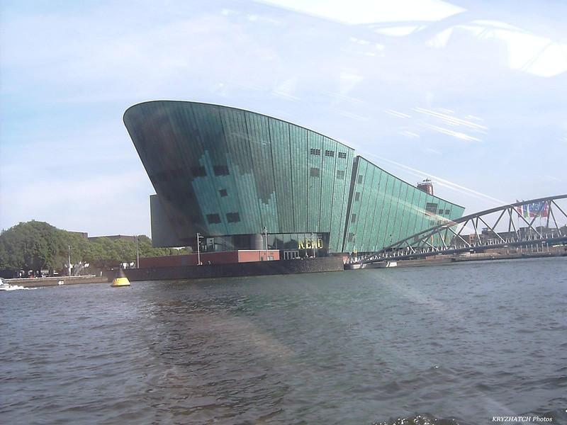 AMSTERDAM - Musée NEMO
