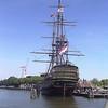 AMSTERDAM - Poupe du navire