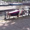 AMSTERDAM - Bicyclette à benne