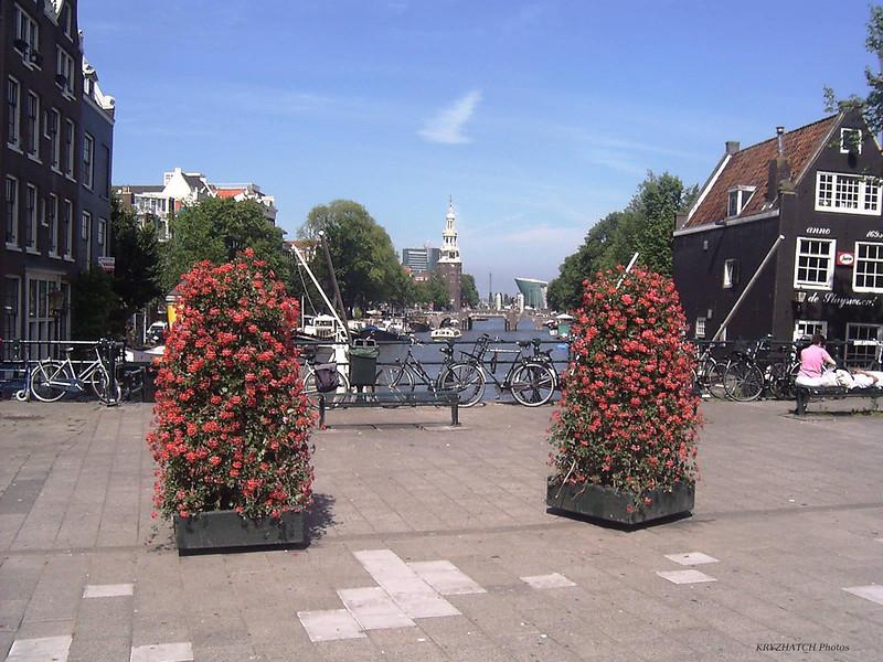 AMSTERDAM - Canal OUDESCHANS