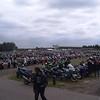 Parking du grand prix le Samedi
