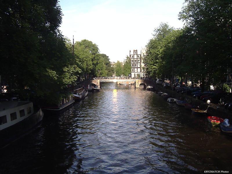 AMSTERDAM - Canal SINGER