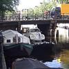 AMSTERDAM - Coccinelle sur barge