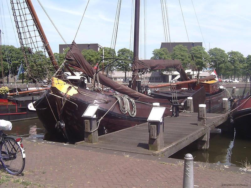 AMSTERDAM - Navire de commerce