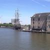 AMSTERDAM - Musée matitime et navire AMSTERDAM