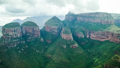 The Three Rondavels, Mpumalanga