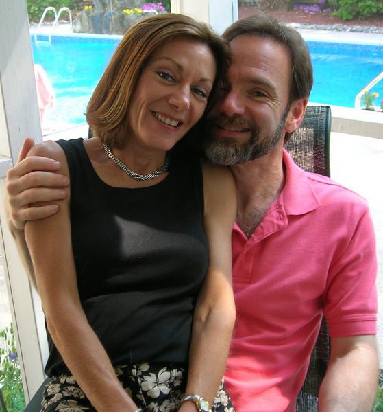 Di and Joel 2006