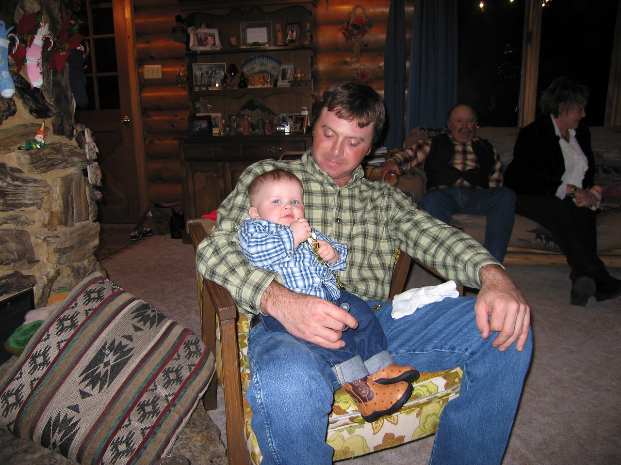 Owen and Uncle Justin