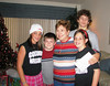 Mama Rae, with Devon, Demi, Dayle, and Chad.