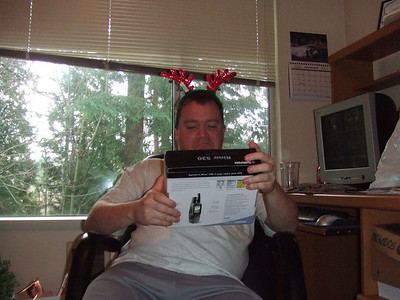 2006, December:  Christmas