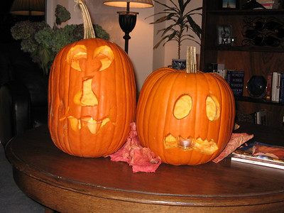 2006 October Pumpkins