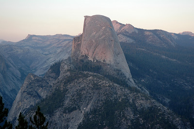 08 2006 - Yosemite - Half Dome
