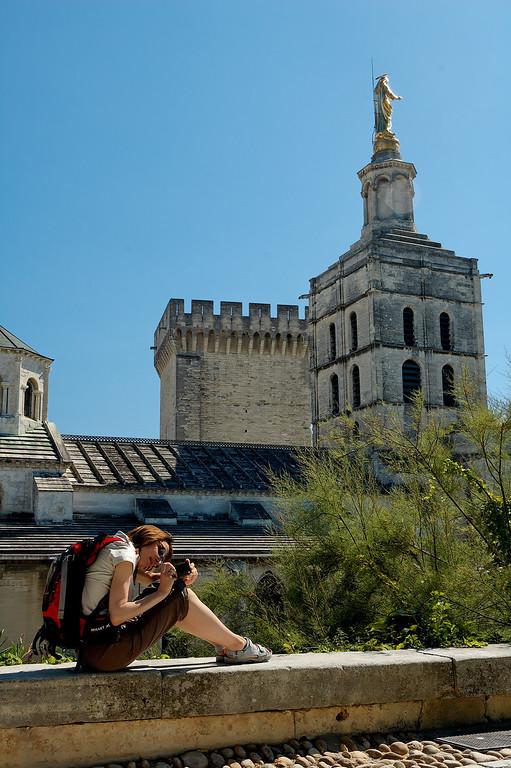 Notre Dame des Doms & Alexiane