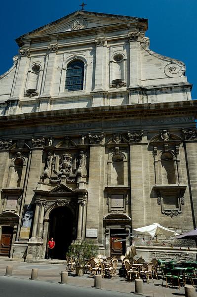 Ancienne chapelle du colège des jésuites, devenue un musée.