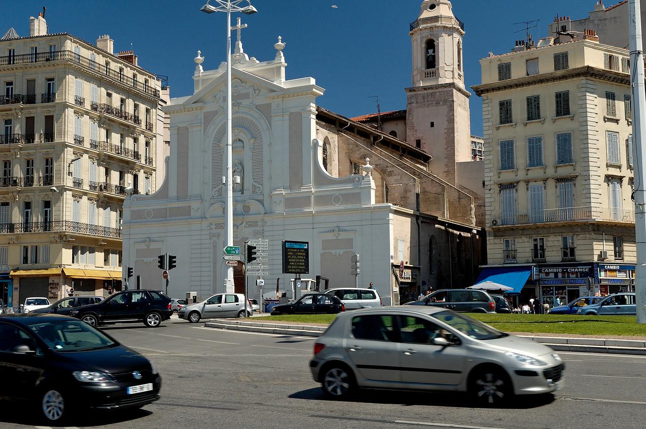 """Marseille autour du """"vieux port"""""""
