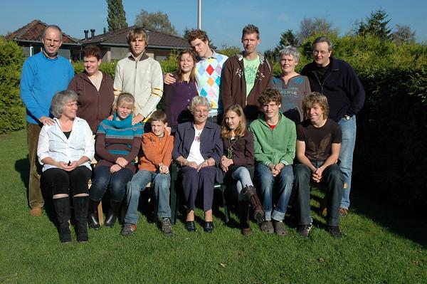 2007-10 herfstvakantie familie Suister