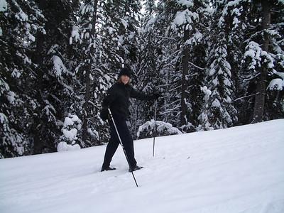 Skiing - Fairview Loop