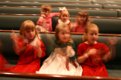 2007 Courtney Christmas Choir Church
