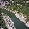 Méandre de la rivière depuis le Belvédère du RANC POINTU