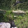 Canoe-kayaks sur l'Ardèche