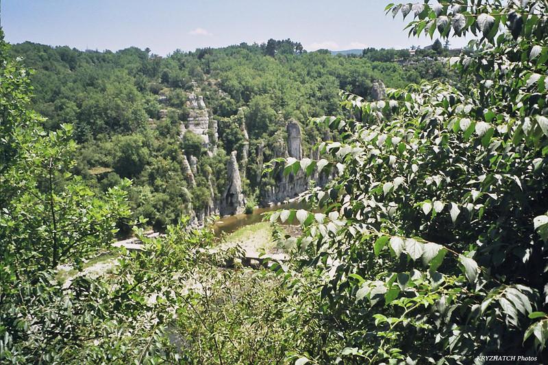 LABEAUME - Pont sur la Beaume
