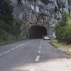 Tunnel sur la route (D 290)