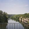 RUOMS - L'Ardèche en amont du pont