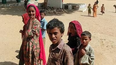 Op weg naar Jaisalmer