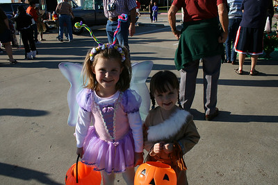 2007 Oct Trunk Or Treat Lewisville