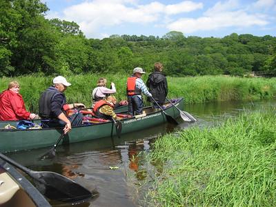 05/07 - Cornwall Canoeing