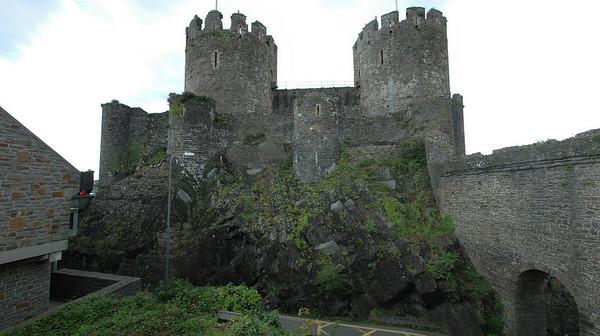 08/07 - Conwy Castle