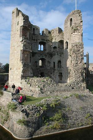 10/07 - Ragley Castle (Wales)