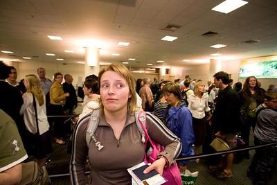 Kathy 3hrs in customs :(