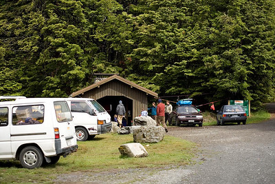 Castle hill campground