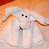 Towel Art - Elephant
