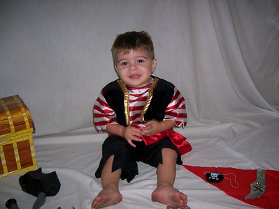 2008 Halloween Gabe