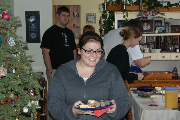 Christmas Morning - 2008