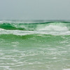This was the surf the daay after the race.  Needless to say, the beach was closed.