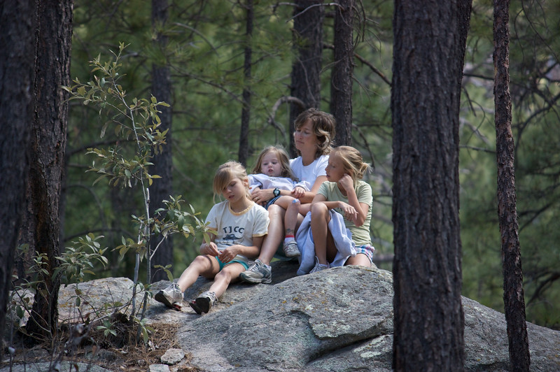 2009 Fathers Day Camping