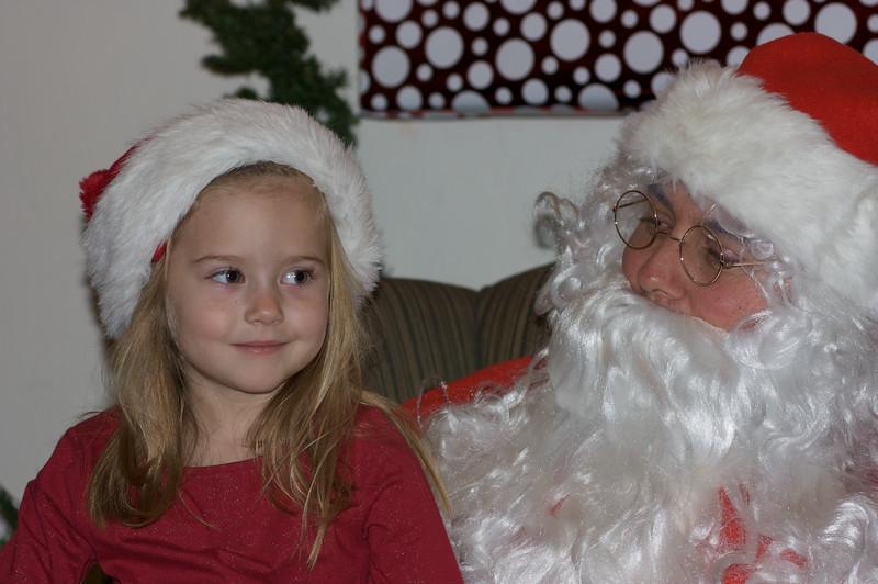 Taylor and Bookmans Santa
