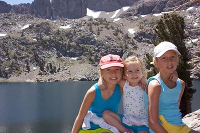 California Visit - Roxi's Sierra Hike