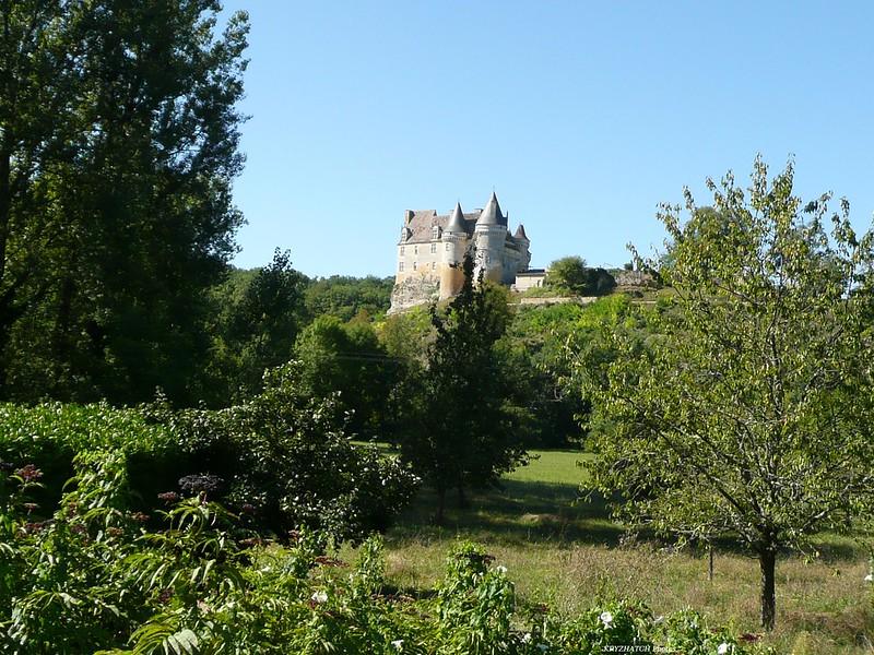 Chateau de BANNES (24)