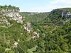 ROCAMADOUR (46) - Vallée de l'Ouysse